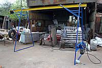 Строительный кран К - 300  (кран в окно)