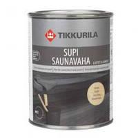 Защитный состав на основе воска для дерева Supi Saunavaha 0,9 л