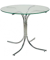 Стол для кафе Розана хром