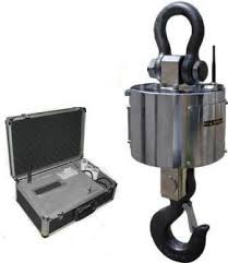 Крановые весы с радиоканалом OCS-15t-XS2; НПВ: 15000 кг, точность 5 кг