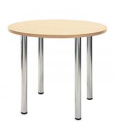 Стол для кафе Кайя хром