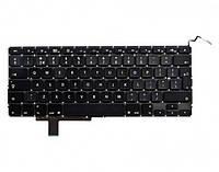 "Клавиатура для ноутбука APPLE (MacBook Pro: A1297 (2009, 2010, 2011), 17"") rus, black"