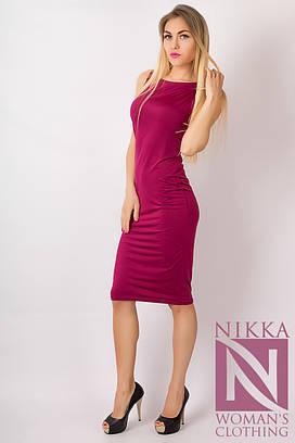 Женское летнее платье №53-152