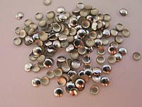 Металлостразы для ногтей 3мм 100шт