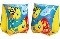 """Детские надувные нарукавники для плавания Intex 58652 """"Рыбки"""""""