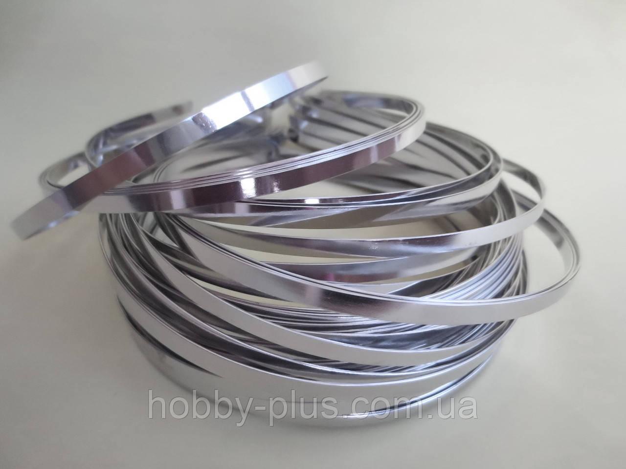 Основа для ободка, обруч-заготовка 0,45 см, металлический, 1 шт