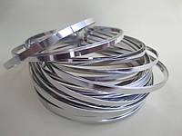 Обруч для волос 0,5 см (ободок) металлический