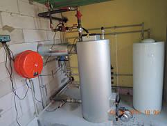Быстрый монтаж систем отопления под ключ с подключением котла Energy SF