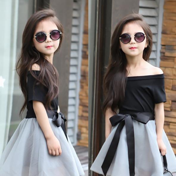 5bd7a0f0d79fee Модний та стильний костюм для дівчинки на літо - Інтернет-магазин дитячого  та жіночого одягу