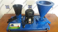 Гранулятор кормовой и роторный измельчитель ГКМ-100+