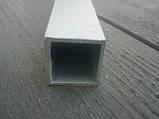 Труба квадратная  15*15*1 мм анодированная, фото 2