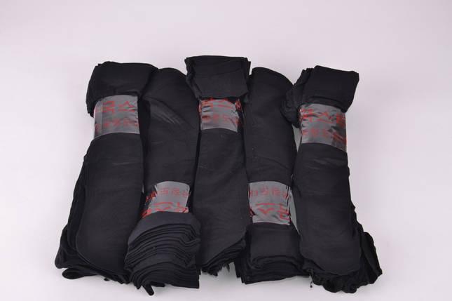 Носки капроновые Черный (YL5208/BL)   10 пар, фото 2