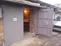 Изготовление распашных гаражных ворот
