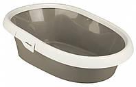 Trixie (Трикси) Paulo туалет с бортиком для котов 39 × 17 × 58 см