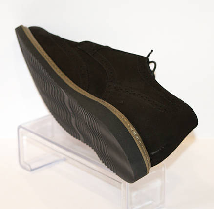 Туфли мужские черные Faber 127205, фото 2