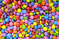 """Шоколад в цветной глазури """"Шокорум"""", 500 г"""