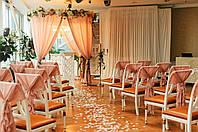 Свадебное оформление выездной церемонии в Одессе