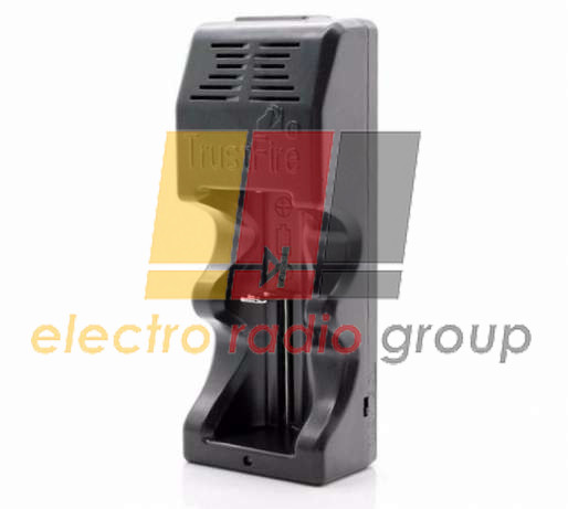 Зарядное устройство TrustFire для цилиндрического Li-ion аккумулятора, 1500mAh