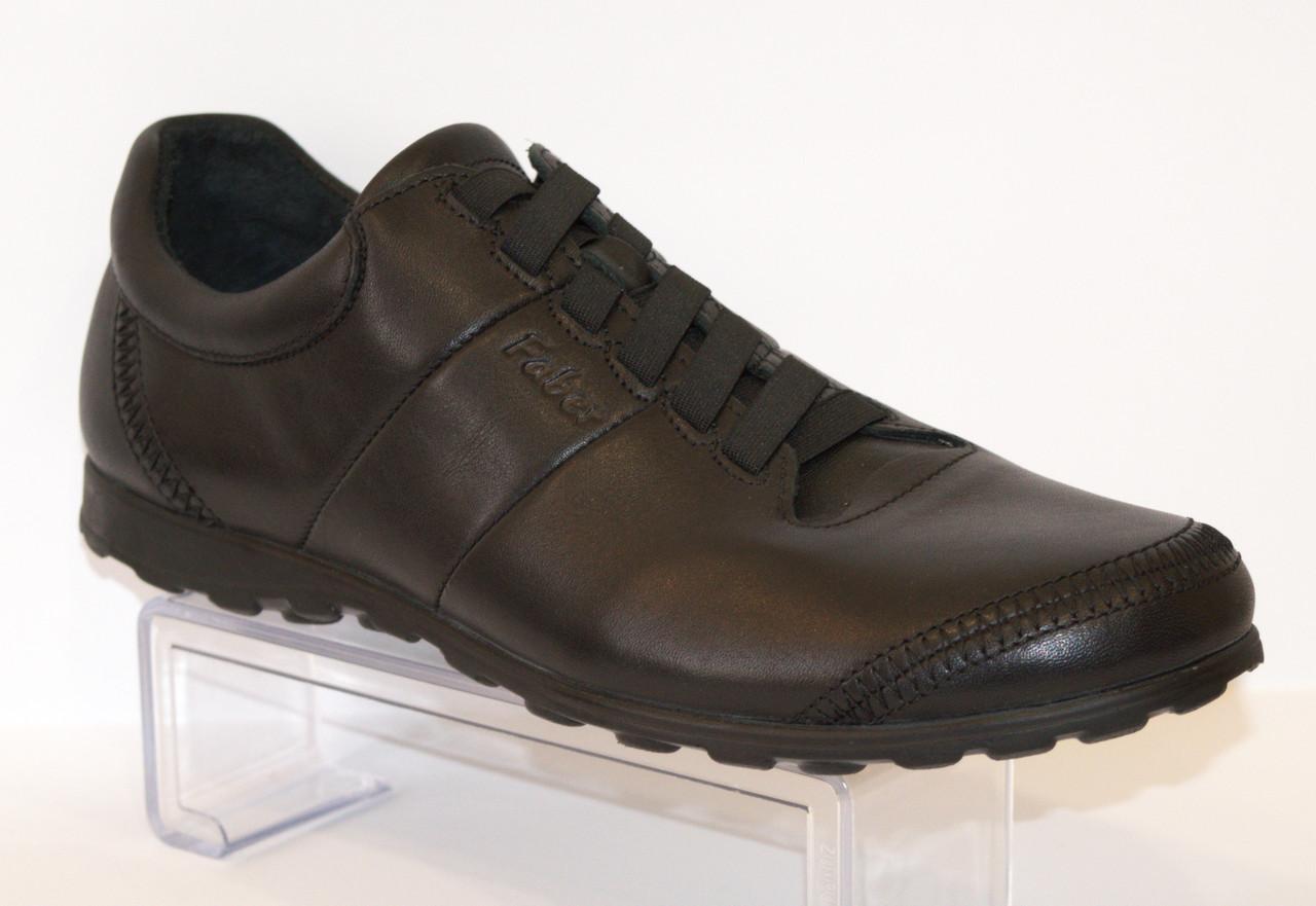 Туфли кожаные Faber 129202