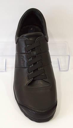 Туфли кожаные Faber 129202, фото 2