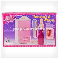 Мебель для кукол «Прихожая» 2313