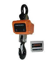 Крановые весы с радиоканалом до 10 тонн OCS-R-10T