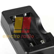 Зарядное устройство для цилиндрических Li-ion аккумуляторов 2в1