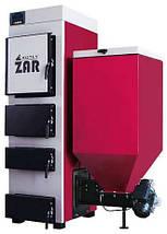 Твердотопливный котёл с автоматической подачей топлива ZAR WYGODA - R (Жар Выгода), фото 2