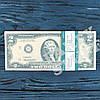 Сувенирные деньги 2 доллара