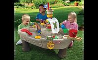 Дитячий Водний Стіл Піратський корабель Little Tikes 628566E3