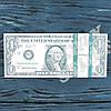 Деньги сувенирные 1 доллар