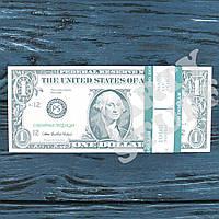 Деньги сувенирные 1 доллар , фото 1