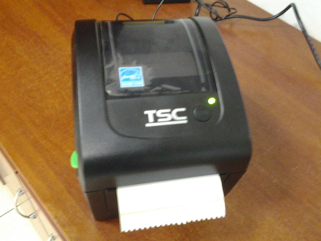 Принтер этикеток TSC DA200/DA300 (термо 108 мм)
