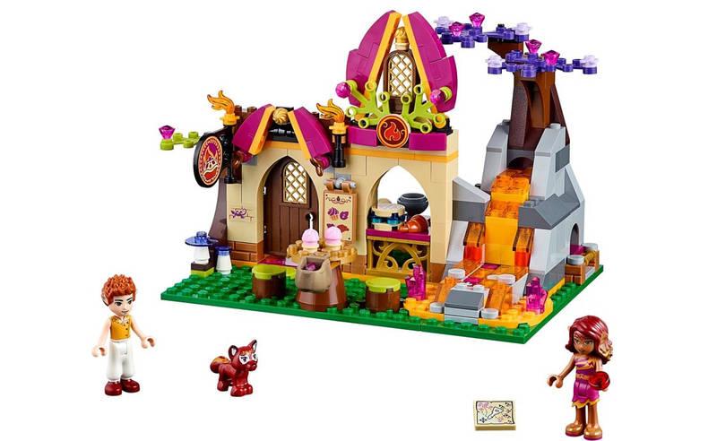 """Конструктор Bela Fairy 10412 аналог Lego Elves 41074 """"Азари и волшебная булочная"""", 323 детали, фото 2"""