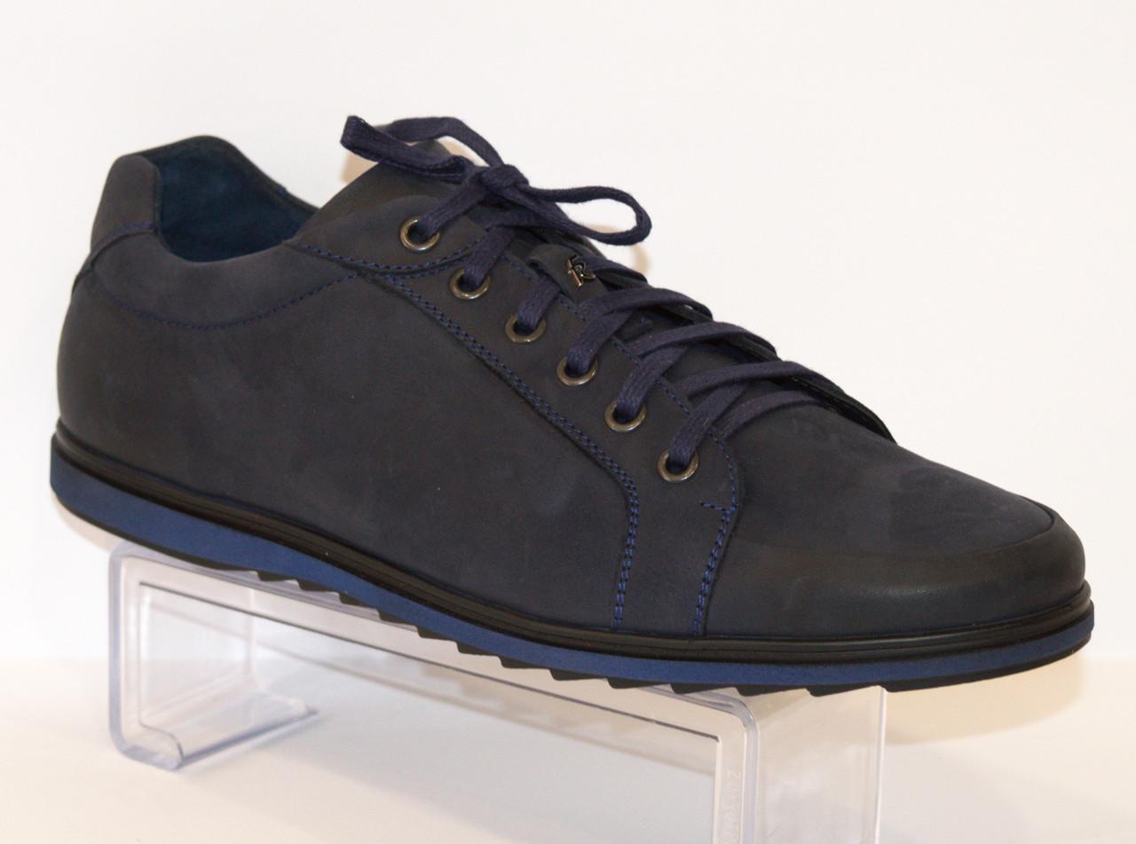 Туфли мужские нубуковые Faber 127511