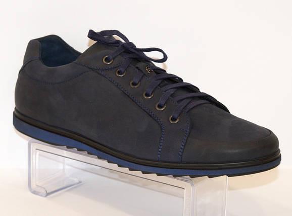 Туфли мужские нубуковые Faber 127511, фото 2