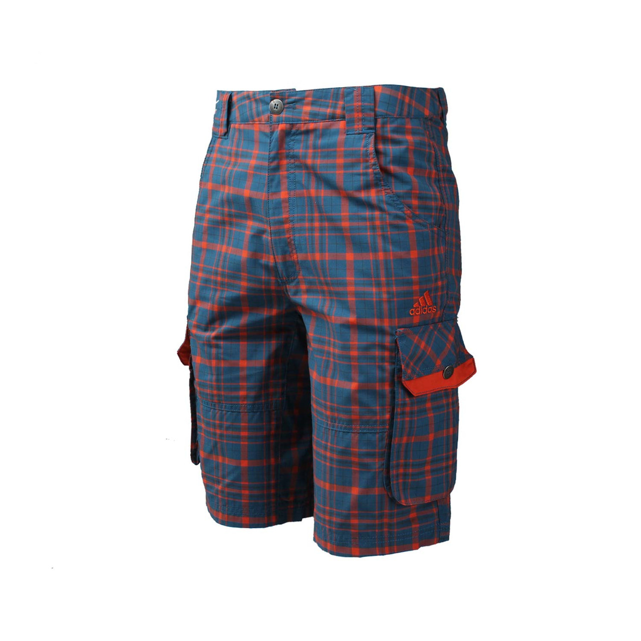 Шорты спортивные, мужские adidas D81660 Men's Edo Check Shorts адидас