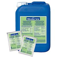 Микробак форте, дезинфицирующее моющее средство для поверхностей, 5л