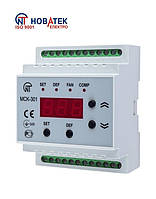 Контроллер управления температурными приборами MCK 301-61, фото 1