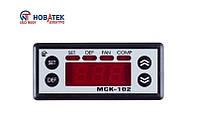 Контроллер управления температурными приборами МСК-102-14 однофазный