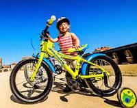 Разные модели детских велосипедов