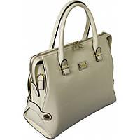 Женская красивая сумка белого цвета
