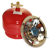 Газовый баллон «Пикник-Italy» «RUDYY Rk-2» 5л 2,5 кВт, фото 2
