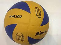 Мяч волейбольный Mikasa MVA-200 (реплика)