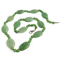 Нефрит, ожерелье