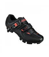 Обувь EXUSTAR MTB SM364-RD размер 42 BK/RD