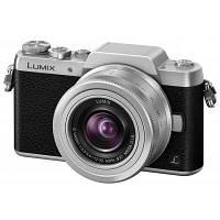 Цифровой фотоаппарат PANASONIC DMC-GF7 Kit 12-32mm Silver (DMC-GF7KEE-S), фото 1