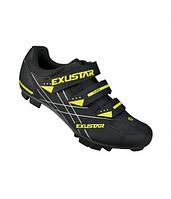 Обувь EXUSTAR MTB SM366 размер 43 BK/GR
