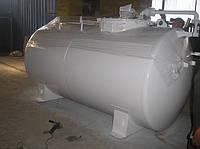 Резервуары для светлых нефтепродуктов (топлива) от 1000 л до 100000 л наземный, подземный