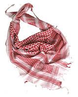 Арафатка (шемаг)  (White/Red)